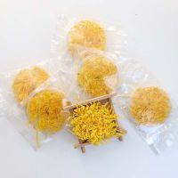 厂家供应金丝皇菊 一朵一杯黄菊花茶单朵袋装散装批发可代加工