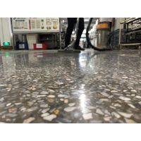 惠东县水磨石地面怎么抛光+工艺地坪渗透剂+水磨石固化剂