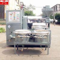食用油加工设备厂家  双象100型螺旋榨油机