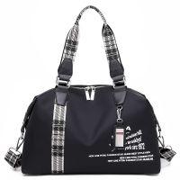 供应厂家批发尼龙牛津布包女包大容量单肩斜挎包女手提包短途旅行托特包购物袋