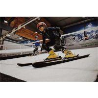 攀枝花游乐场专用室内滑雪机室内模拟滑雪机冰雪体验
