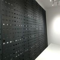 专业生产厂家,地砖展板展示架,天津陶瓷货架冲孔网