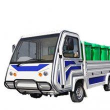 电动环卫垃圾车参数-山东益高(在线咨询)-青岛电动环卫车