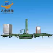 大宏 链板式输送机TP2000FZ 新式在线缠绕包装机 自动上断膜机构