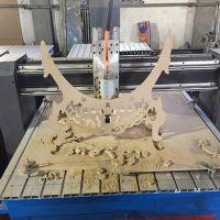 三维立体电动雕刻机 小型数控木工雕刻机 多工能广告数控雕刻机械
