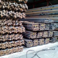 现货供应 鞍钢Q235B材质热轧钢轨 8kg-QU120规格齐全 欢迎来电洽谈合作