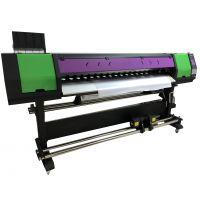 新产品新技术1800UV打印机 喷画印刷设备 白彩同打喷绘机