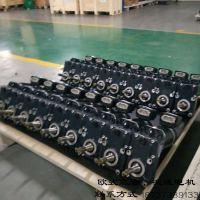 上海科尼起重机车轮驱动电机MF115M4b/MB/TF欧式三合一减速电机