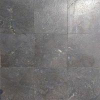 青石板材剁斧面 哑光面青石板 仿古造型公园广场地面