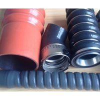 手缠夹布耐高低温蒸汽硅胶管 涡轮增压橡胶管 汽车驼峰胶管