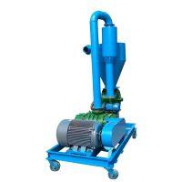 风力颗粒输送机移动式 设计定做气力吸粮机