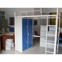 廊坊专业定制连排多位公寓床 学生宿舍床