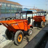 木材搬运四驱载重运输车_上海热销1吨前卸式翻斗车_质优价廉