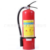 厂家直销浙安牌3kg4kg5kg手提式洁净气体灭火器七氟丙烷灭火装置