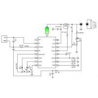 供应嘉泰姆驱动IC CXMD2228单芯片电子烟控制,MOS管电量指示功能控制模块电池过充保护