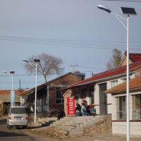 乌鲁木齐太阳能路灯厂家报价
