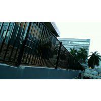 深圳锌钢护栏网别墅院墙围栏塑钢锌钢护栏多少钱一米
