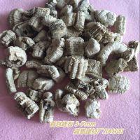 蛭石 银白色吸水 无菌银白蛭石 香包白蛭石3-6mm