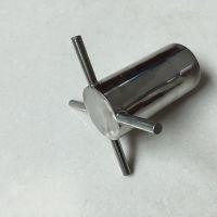 雅力厂家订做316不锈钢钕铁硼强磁力棒 永磁强力磁棒