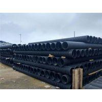 HDPE双壁波纹管 大口径波纹管 波纹管生产厂家 波纹管型号价格齐全