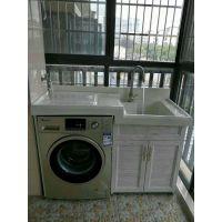 太原铝合金环保定制 全铝浴室柜 洗衣柜 阳台柜