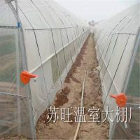 贵州连栋大棚管 蔬菜大棚管 批发热镀锌大棚管 养殖大棚管