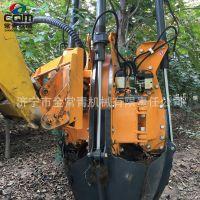 常青挖树机  四瓣式挖树机 移栽机 苹果球型挖树机 上门安装