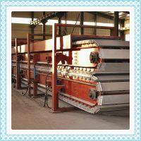 供应山东亿双林聚氨酯发泡机金属面装饰板材连续加工线价格