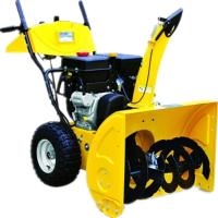 白山多功能汽油除雪车 手推公路扫地机价格 普航自走式路面清雪机