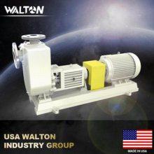 美国WALTON沃尔顿 进口不锈钢自吸离心泵 化工自吸泵 自吸离心泵