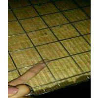 汉中厂家供应/ 外墙钢网插丝岩棉板80mm/一立方热线电话
