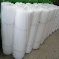 塑料滤水网 白色拉伸网 养鹅白网