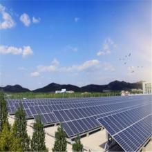 厂家直销分布式光伏电站 屋顶10KW20KW并网光伏电站