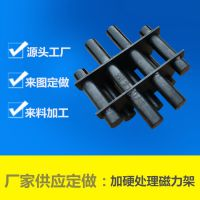 工厂直销钕铁硼除铁磁力架 定做注塑机磁力架