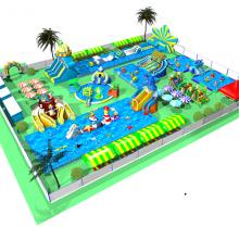 怎么办好一个水上游乐场项目心悦游乐策划指导