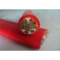 德胜YGC22硅橡胶绝缘硅橡胶护套钢带铠装电力电缆3*185+1*95mm2高性价