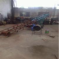 装卸车胶带输 送机 挡板防滑式带式 输送机 科阳热销A