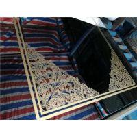 东莞不锈钢蚀刻板加工厂家 彩色不锈钢蚀刻板 浴室柜装饰蚀刻板