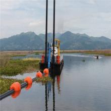 10寸抽砂船浮体12寸挖泥船浮筒制造商