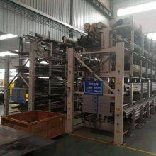 福建铁板立式存放架 钢板库专用货架 推拉式货架结构