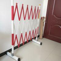 供应移动式绝缘片式围栏厂家 组合红白双色安全围栏 隔离栏栅