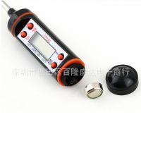 TP101四键食品温度计/电子烧烤探针式温度计/BBQ温度计