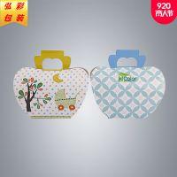 新款折叠纸盒 蜂蜜包装盒 精致礼品盒 彩盒定做深圳平湖厂家直销