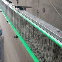 齐齐哈尔爬坡网带输送机 耐用提升爬坡输送