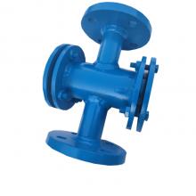 供应MI1.0129 PN1.0 DN50法兰式水流指示器