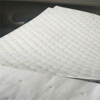苏州厂家直销复合压点工业用吸油棉 超强吸油毡吸油垫
