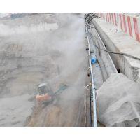 西安煤矿大棚喷雾降尘施工哪家好 凯普威降尘主机