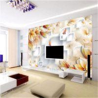 江门市 瓷砖电视背景墙打印机3D背景墙打印机家居装饰更合适
