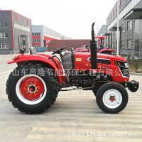 四轮拖拉机头可定做东方红四驱多功能拖拉机可出口机型型号齐全