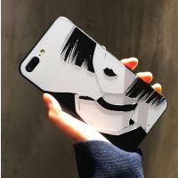 臻福友苹果iphone手机壳全包防摔浮雕磨砂手机套